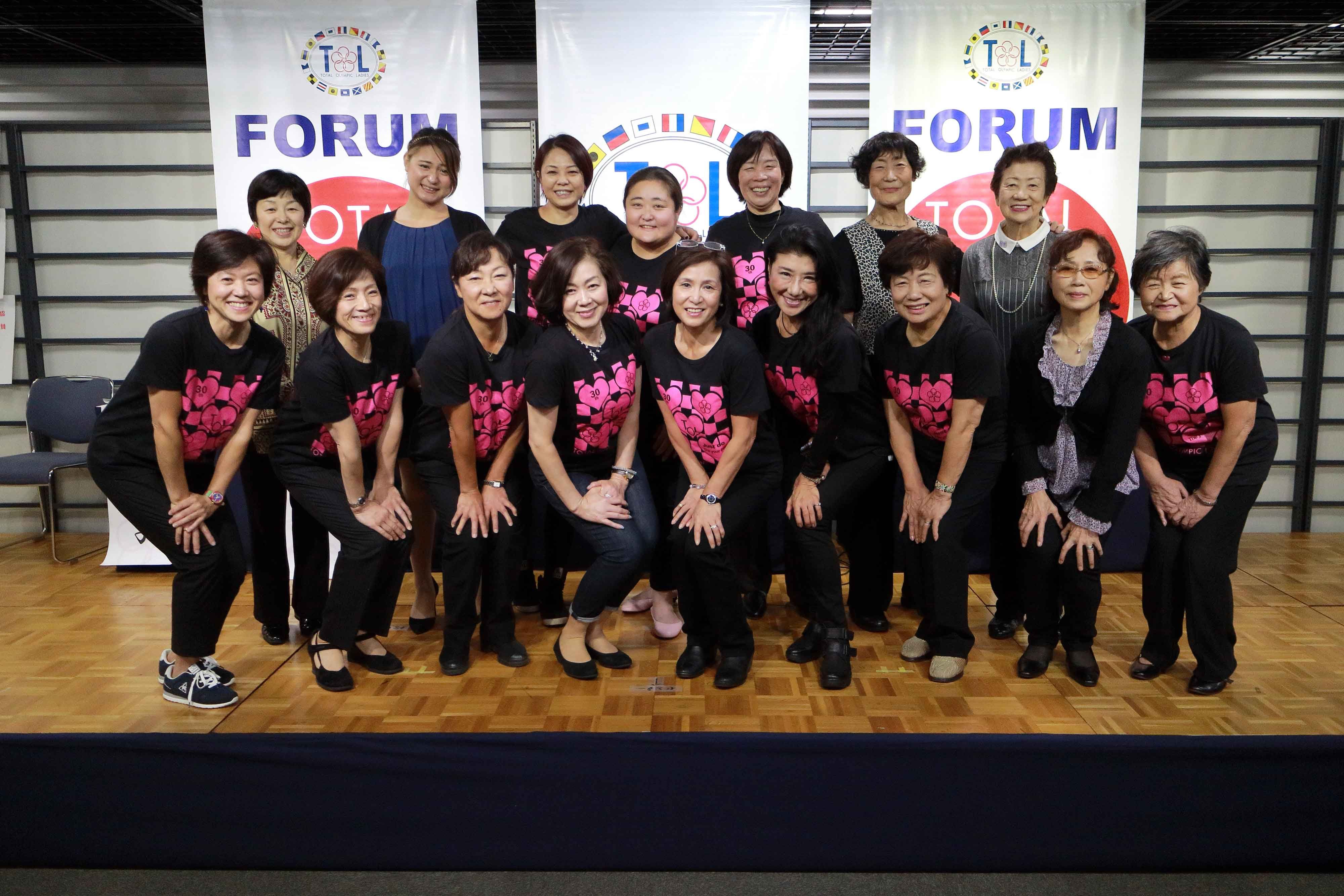 TOL/トータル・オリンピック・レディス会2016総会