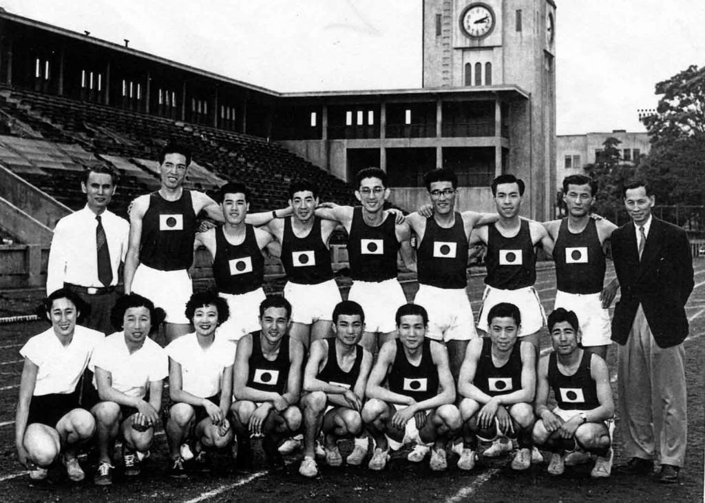 1952年 ヘルシンキオリンピック 〈特別寄稿〉 日本女子選手11名の記憶