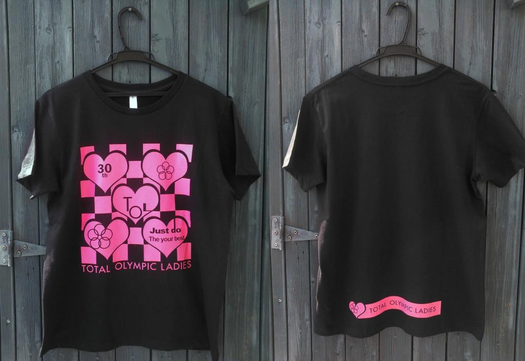 TOLオリジナルTシャツ・ブラック