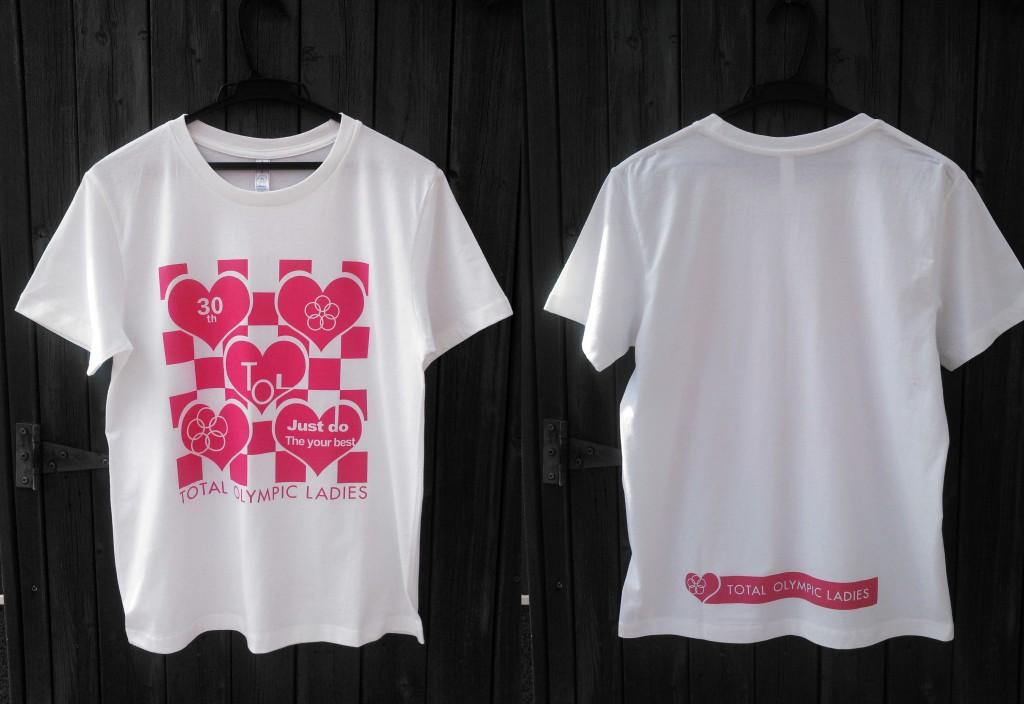 TOLオリジナルTシャツ・ホワイト